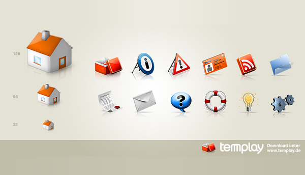 Templay Icon Set