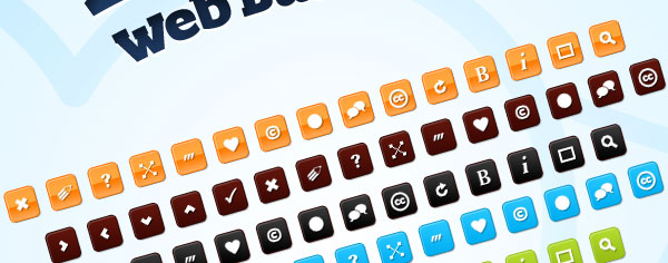 Great Web Button Set For Free Download