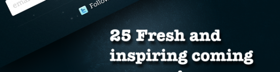 25 Fresh and inspiring coming soon pages