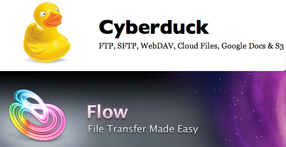 Flow or Cyberduck