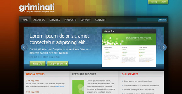 How To Create a Clean and Colorful Web Layout